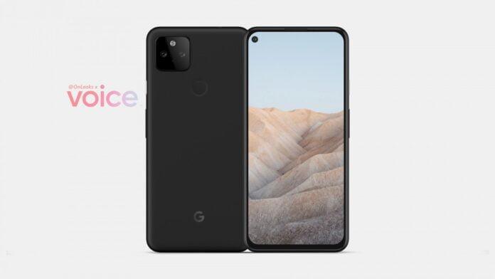 Google Pixel 5a görüntüleri sızdı!