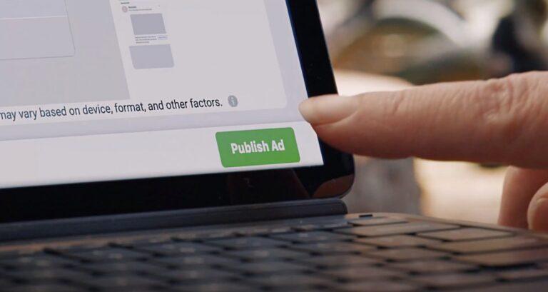 Facebook, iPhone kullanıcıları için yeni reklam kampanyası başlattı