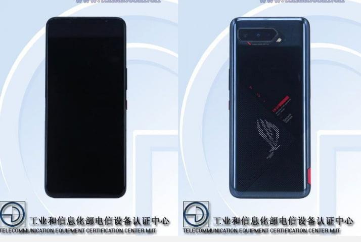 Asus ROG Phone 5 10 Mart'ta geliyor!