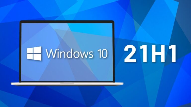 Microsoft Windows 10 için bir sonraki 21H1 güncellemesini duyurdu