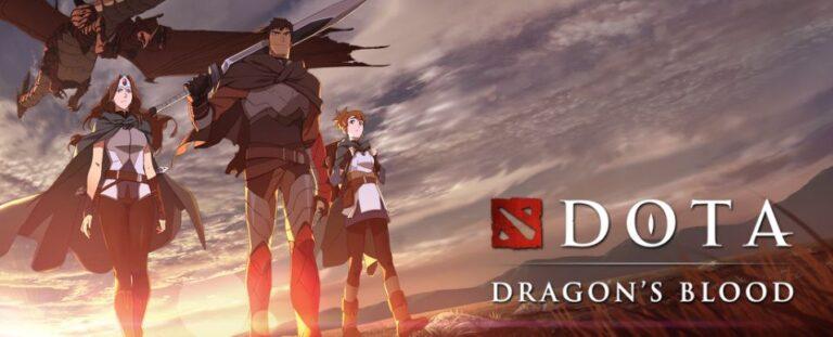 Netflix Dota 2 anime serisi Mart ayında geliyor