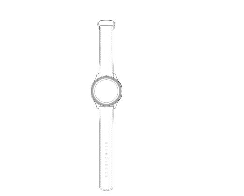 OnePlus Watch, iki farklı bilek kayışı tasarımı ortaya çıktı!