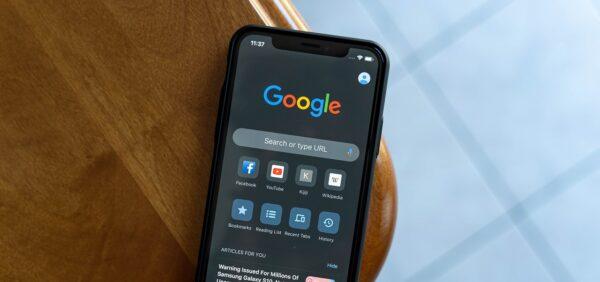 Google Chrome iOS uygulamasına gizli sekmeleri şifreleme özelliği geliyor