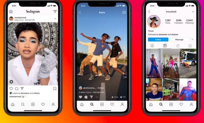 Instagram Reels, TikTok videolarını artık göstermeyecek