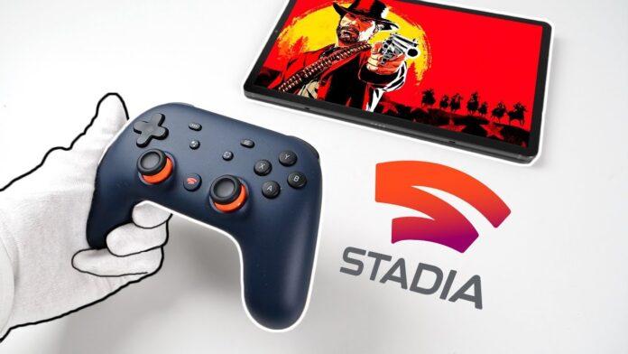Google Stadia için bu yıl 100 oyun yayınlamayı planlıyor
