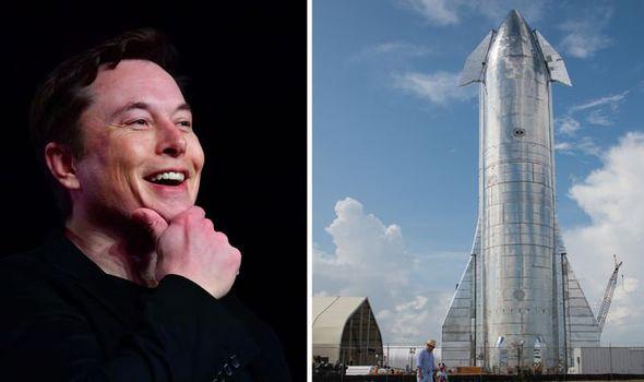 Elon Musk şaşırtan Mars