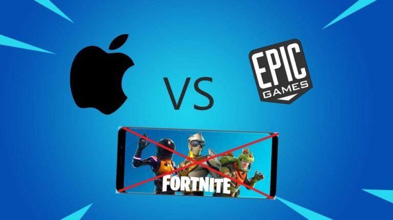 Epic Games Apple sürtüşmesi Avrupa Birliği'ne taşındı!