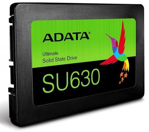 Adata SU630 960GB SSD disk ile performans ve sağlamlık bir arada