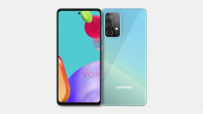 Samsung Galaxy A52 5G için sunulacak tüm renkler belli oldu