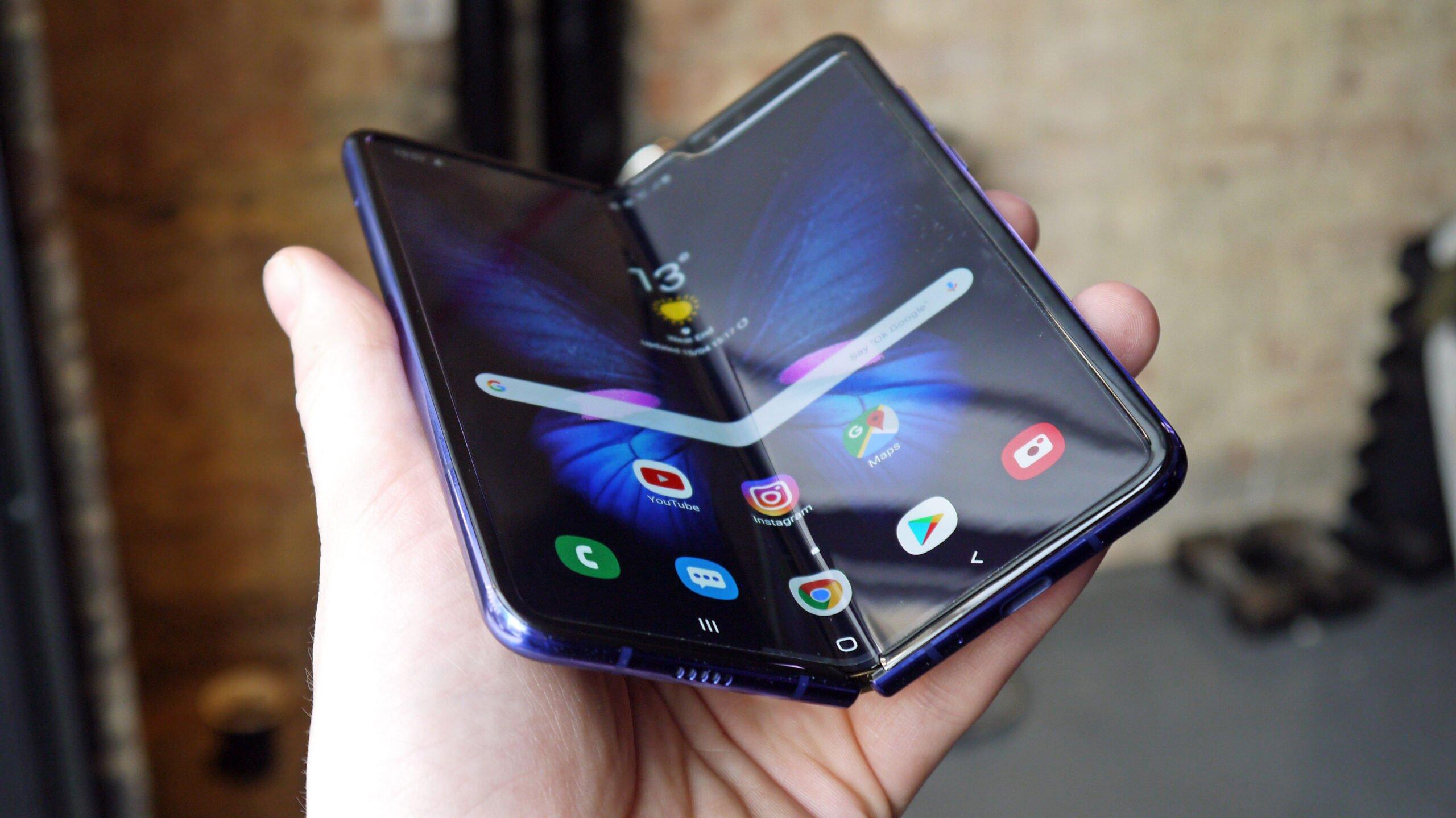 Samsung katlanabilir ekranlı modelleriyle fark yaratacak