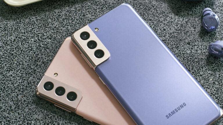 Samsung Galaxy S21 satışları rekora koşuyor: Galaxy S20 geride kaldı
