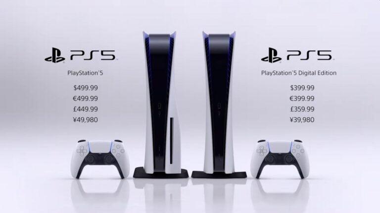 Sony adeta şov yaptı! PS5 sahiplerinin yüzü gülüyor