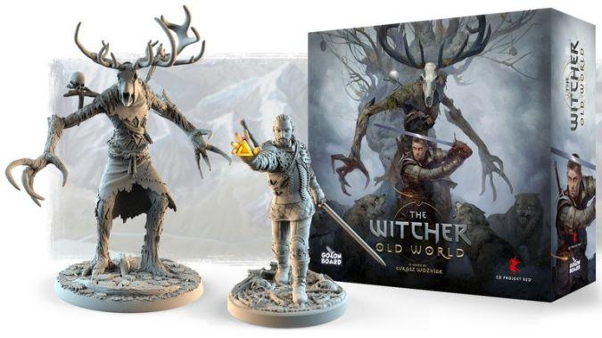 The Witcher masa oyunu geliyor!