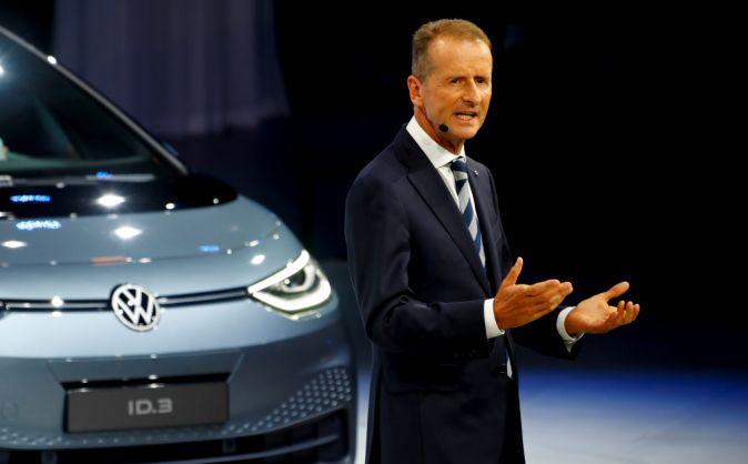 Volkswagen Apple Car projesinden korkmadığını duyurdu
