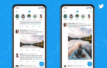 Twitter, iOS ve Android akışında tam boyutlu görsel test ediyor