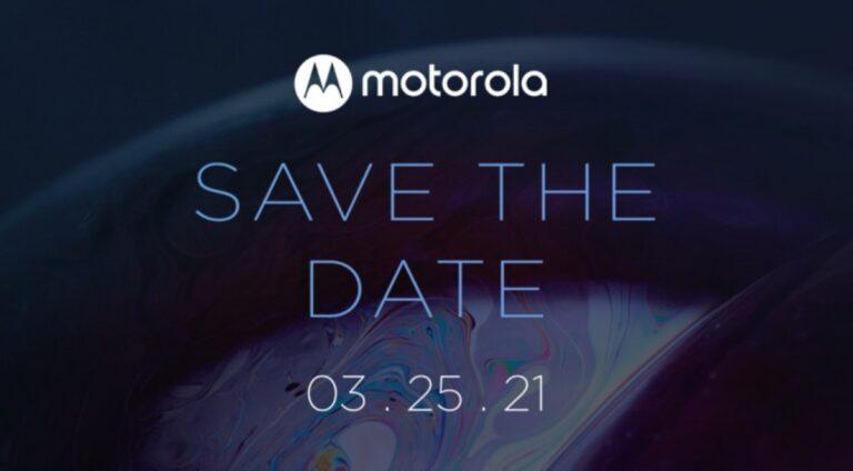 Motorola G100 25 Mart'ta piyasaya çıkıyor!