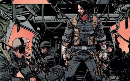 Netflix Keanu Reeves çizgi romanını animasyona çeviriyor!