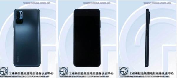 Xiaomi Redmi Note 10 5G, TENAA'da görüldü