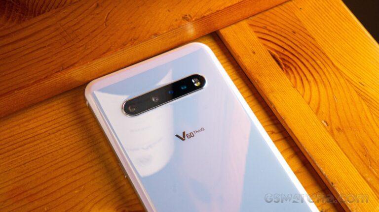 LG akıllı telefon satışları 2021'in ilk çeyreğinde arttı