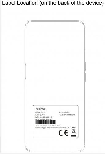 Realme 8 5G, FCC sertifikasını aldı!
