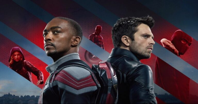 The Falcon and The Winter Soldier 1. bölüm yayınlandı