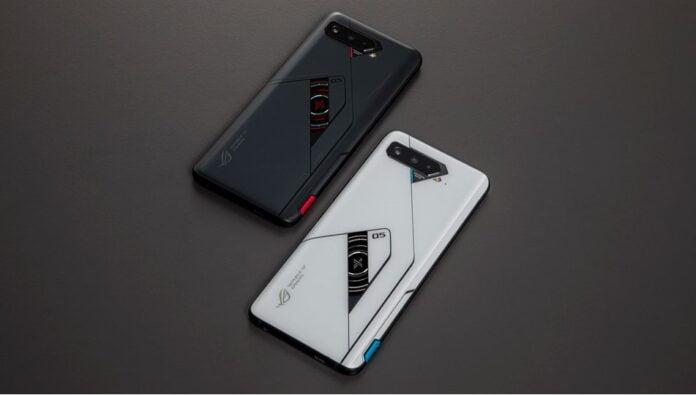 Asus ROG Phone 5 video sökümü, cihazın nasıl ikiye ortaya çıkardı!