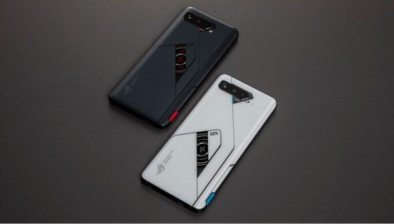 Asus ROG Phone 5 sökme videosu, cihazın nasıl ikiye katlandığını ortaya çıkardı!