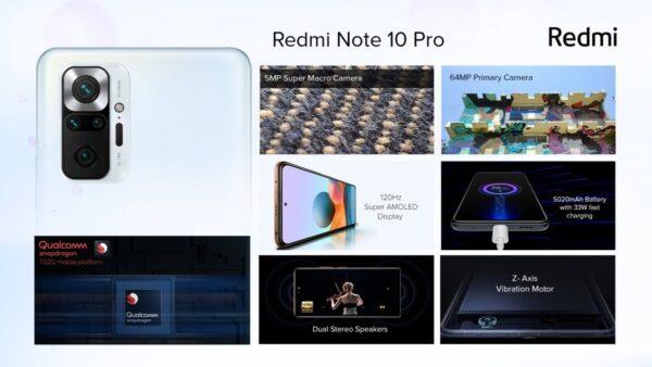 Xiaomi Redmi Note 10 serisi tanıtıldı! İşte özellikleri
