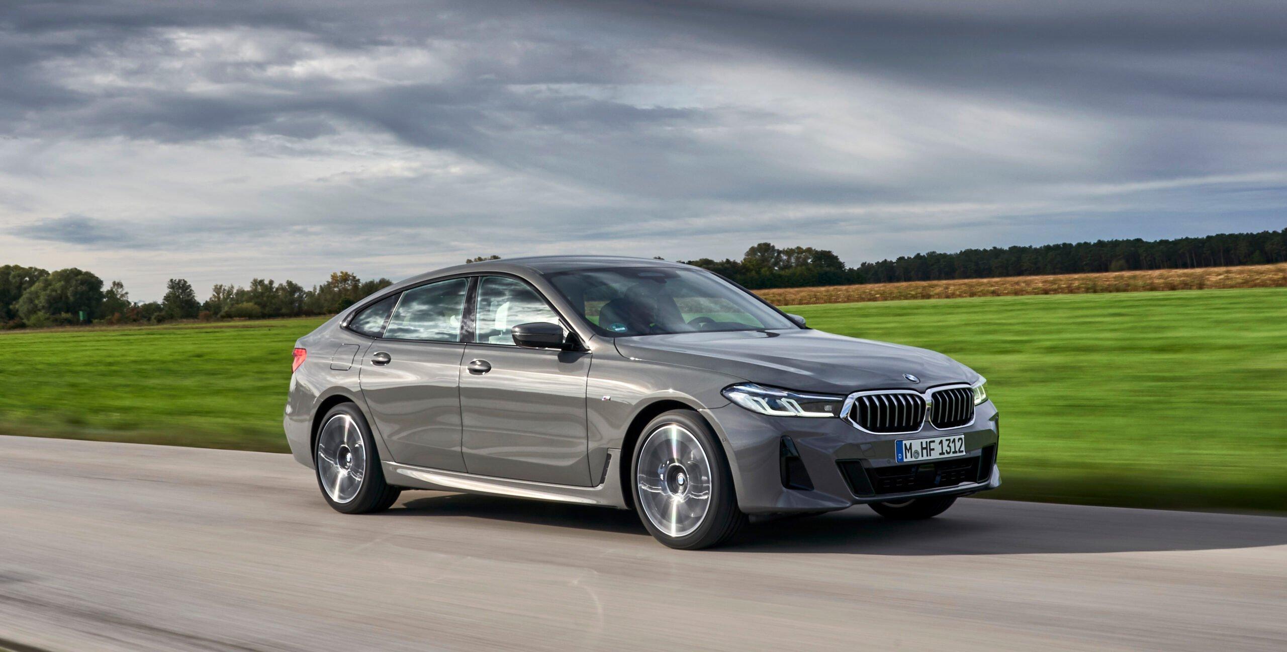 BMW 6 Serisi Gran Turismo Türkiye fiyatı belli oldu