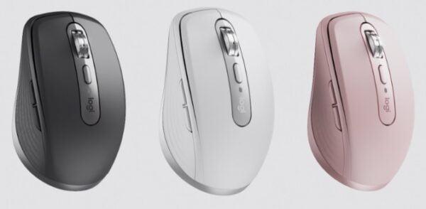 Logitech MX Anywhere 3 kablosuz mouse ile her zemine uygun deneyim