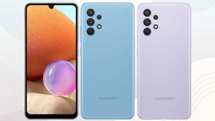 Uygun fiyatlı Galaxy A32 tanıtıldı! İşte özellikleri