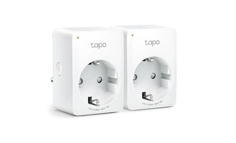 TP-Link Tapo P100 akıllı prizin yeni paketi ülkemizde satışa sunuldu