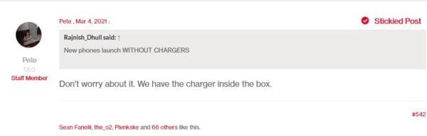 İnanılmaz(!) haber: OnePlus 9, şarj adaptörüyle beraber gelecek