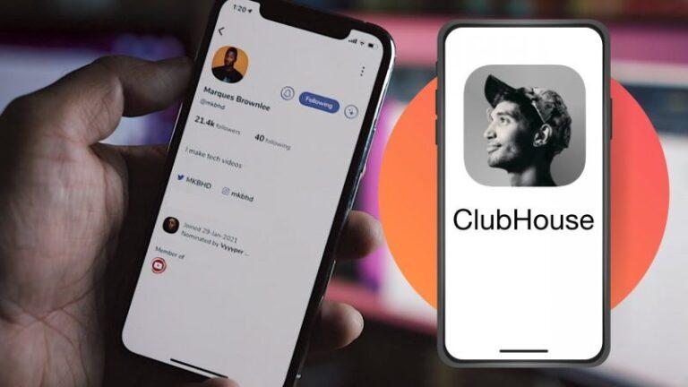 Clubhouse Android sürümü için tarih!