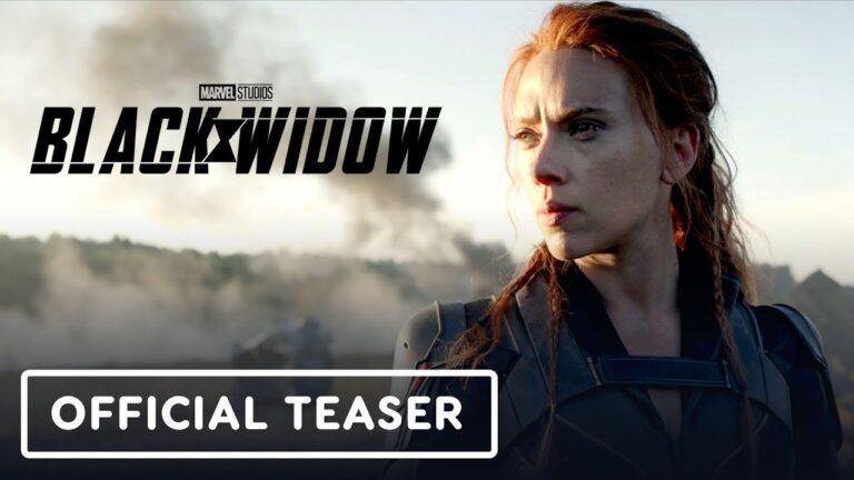 Marvel Studios yeni 'Black Widow' fragmanını yayınladı!