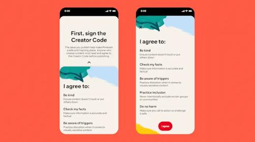 """Pinterest, içerik oluşturucular için bir """"İçerik Oluşturucu Fonu"""" başlattı"""