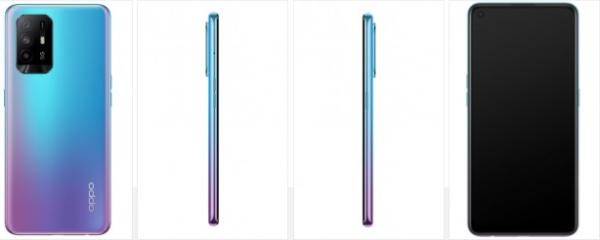 Oppo A95 5G, lansmandan önce görüldü!
