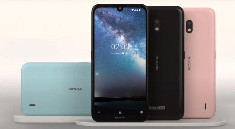 Nokia 2.2, en son Android 11 güncellemesi alıyor