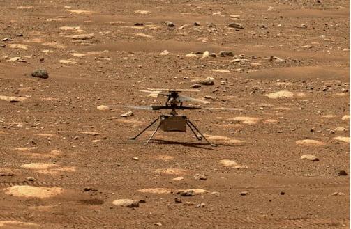 NASA, Mars helikopter uçuşunu en az 14 Nisan'a erteledi