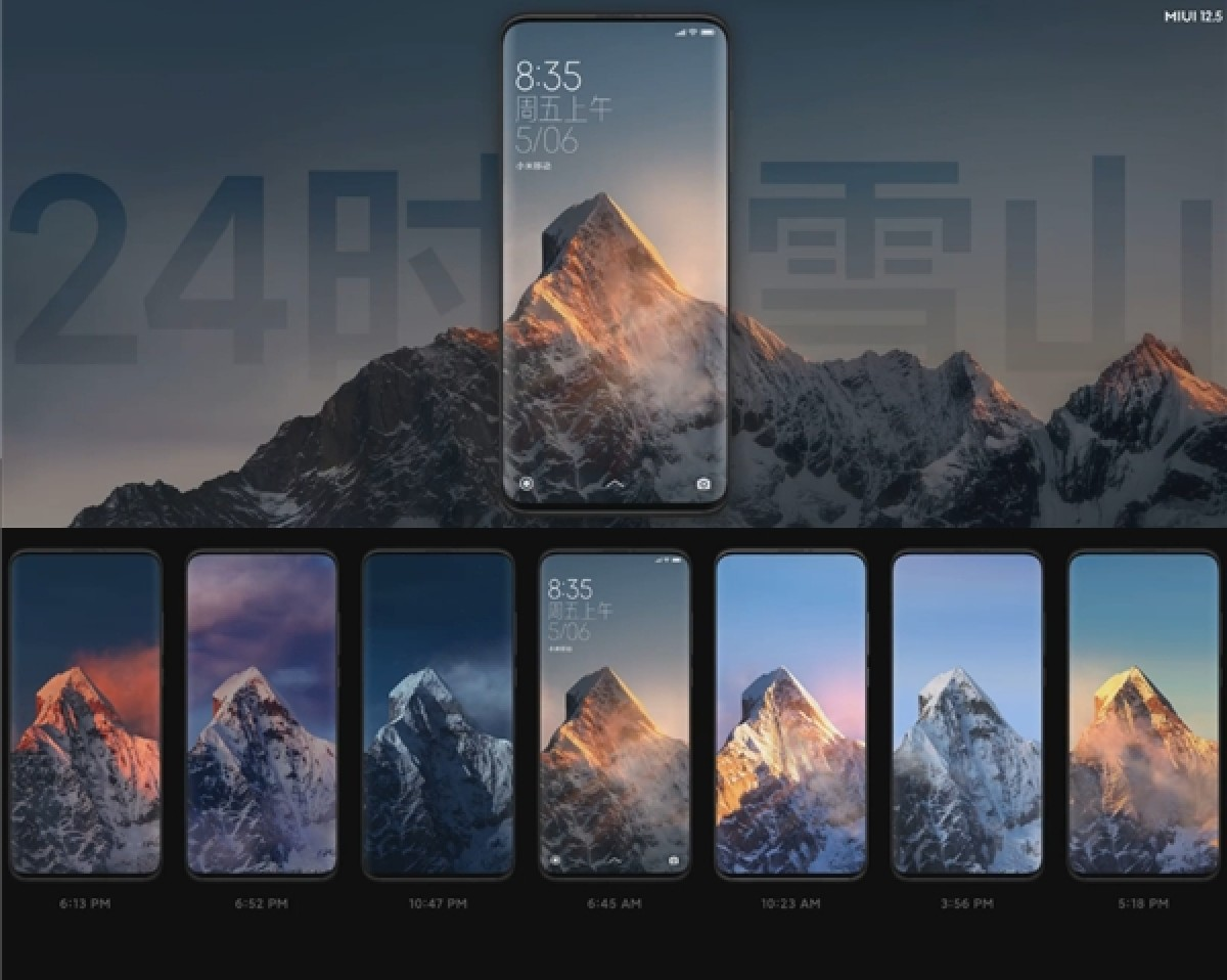 Xiaomi Mi 10 ve Mi 10 Pro, MIUI 12.5 güncellemesi alıyor