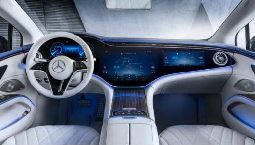 elektrikli araçlara geçişte Mercedes-Benz