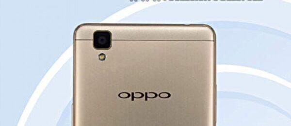 OPPO A35 teknik özellikleri ve görüntüleri ortaya çıktı