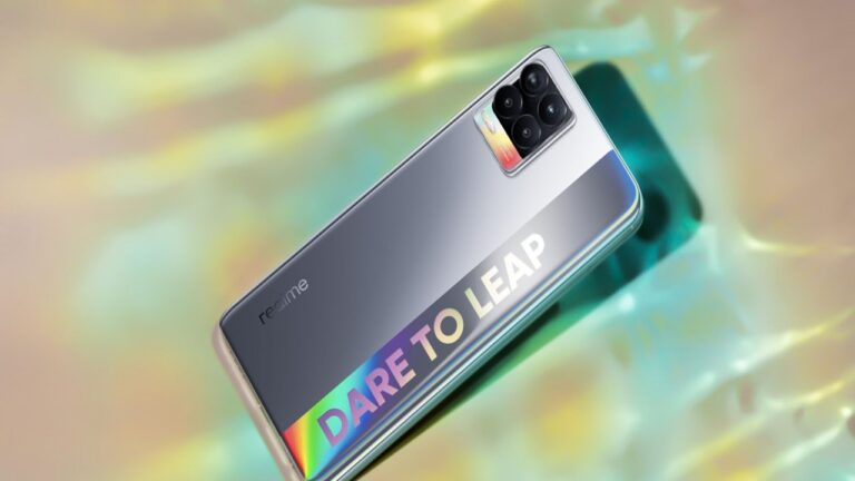 Realme 8 5G, Google Play Console'da göründü