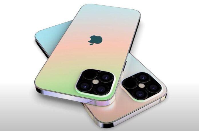 Apple iPhone 13 mini için çift kamera modülünü uygulayabilir