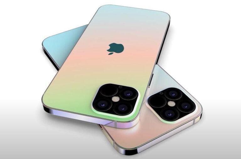 Apple yeni bir iPhone konsepti üzerinde çalışıyor