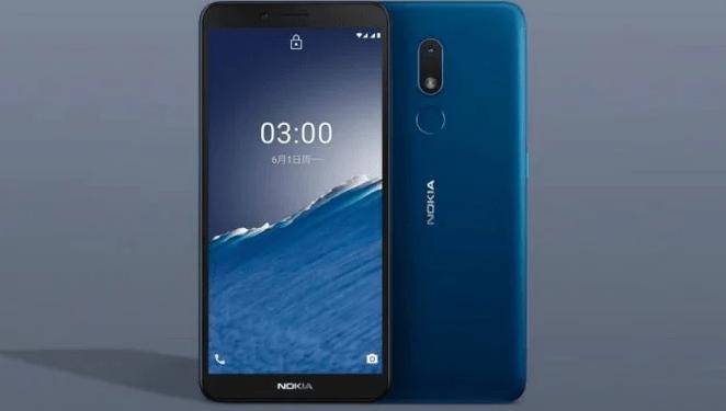 Nokia C20, Bluetooth sertifikasını aldı