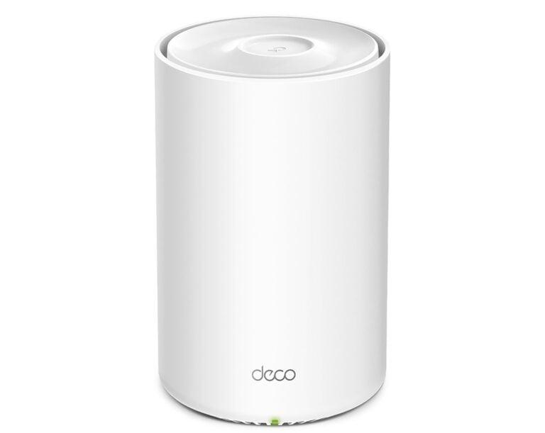 Deco X20-DSL : TP-Link'in ilk WiFi 6'lı modemi