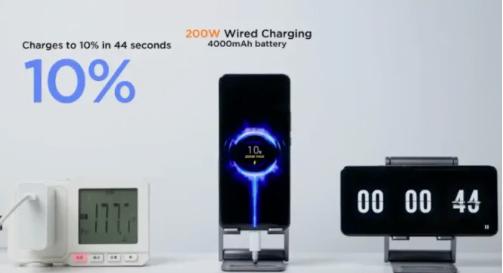 Xiaomi, bir telefonu sekiz dakikada tamamen şarj edebileceğini iddia ediyor