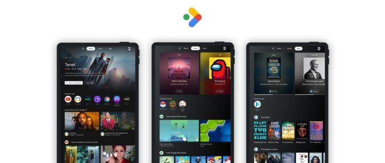 Google, Android tabletler için Eğlence Alanı'nı duyurdu
