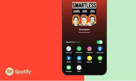 """Spotify, paylaşımlara """"zamanlama"""" özelliği getiriyor"""